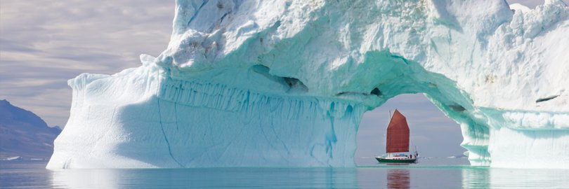 Arctic Sailing in Greenland